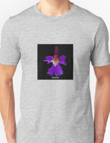 The Wizard - Orchid Alien Discovery T-Shirt