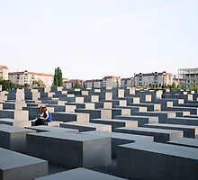 Holocaust Memorial by lorenzoviolone