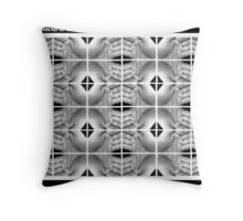 One hand clapping Throw Pillow