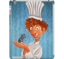 Alfredo Linguini- Ratatouille. iPad Case/Skin