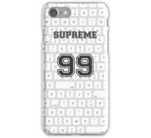 Supreme Words iPhone Case/Skin