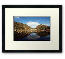 Cataract Gorge - Launceston Framed Print