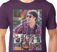 Darren Criss Live - Third Street Promenade Unisex T-Shirt