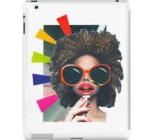 Saturdays Child iPad Case/Skin