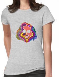 The Jerry Head! Womens Fitted T-Shirt