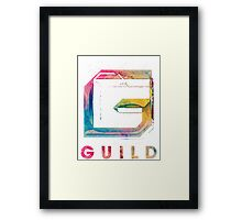 GUILD : The Hoodie Framed Print