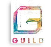 GUILD : The Hoodie Metal Print