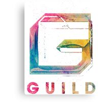 GUILD : The Hoodie Canvas Print