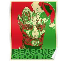 Seasons Grootings Poster