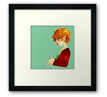 Bilbo Framed Print