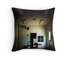 miles st return Throw Pillow