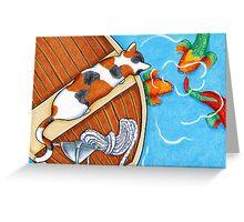 Parrotfish {Greeting} Greeting Card