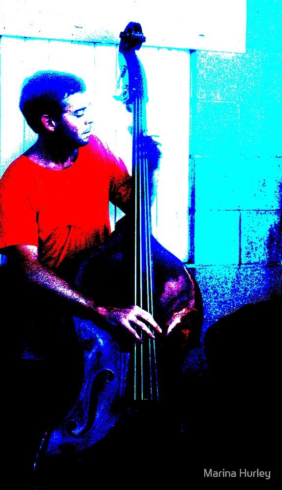 2D Bufo Band by Marina Hurley