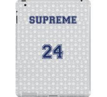 Supreme Sailor iPad Case/Skin