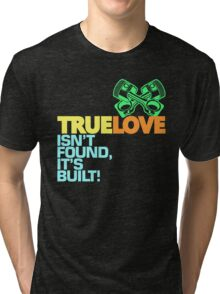 True Love (4) Tri-blend T-Shirt