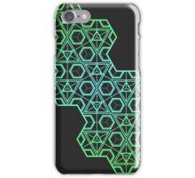 Hexagon Geometric iPhone Case/Skin