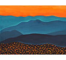 Northern Mountains Photographic Print