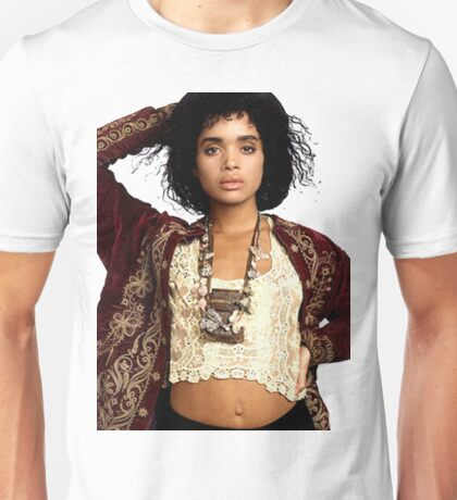 Young Lisa Bonet Unisex T-Shirt