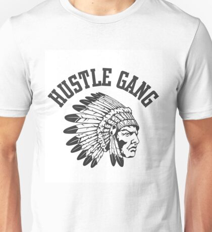 Hustle Gang Unisex T-Shirt