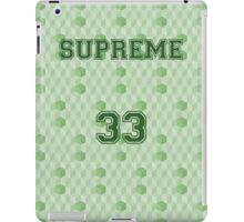 Supreme Cubes of Green iPad Case/Skin