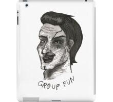 Group Fun iPad Case/Skin