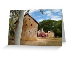 Springvale Homestead Katherine, NT Greeting Card