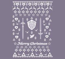 Zelda Christmas Card Jumper Pattern Kids Clothes