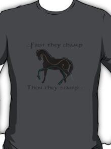 Riddles In The Dark (Teeth) - The Hobbit T-Shirt