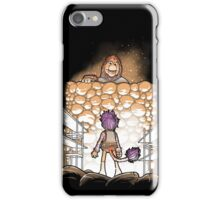 Attack on Fraggle iPhone Case/Skin