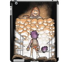 Attack on Fraggle iPad Case/Skin