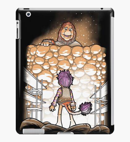 Attack on Fraggle iPad Case/Skin
