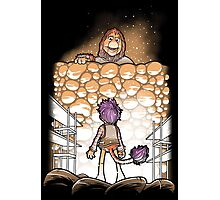 Attack on Fraggle Photographic Print