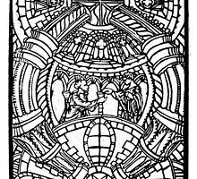 Romanesque panarama by hatefueled