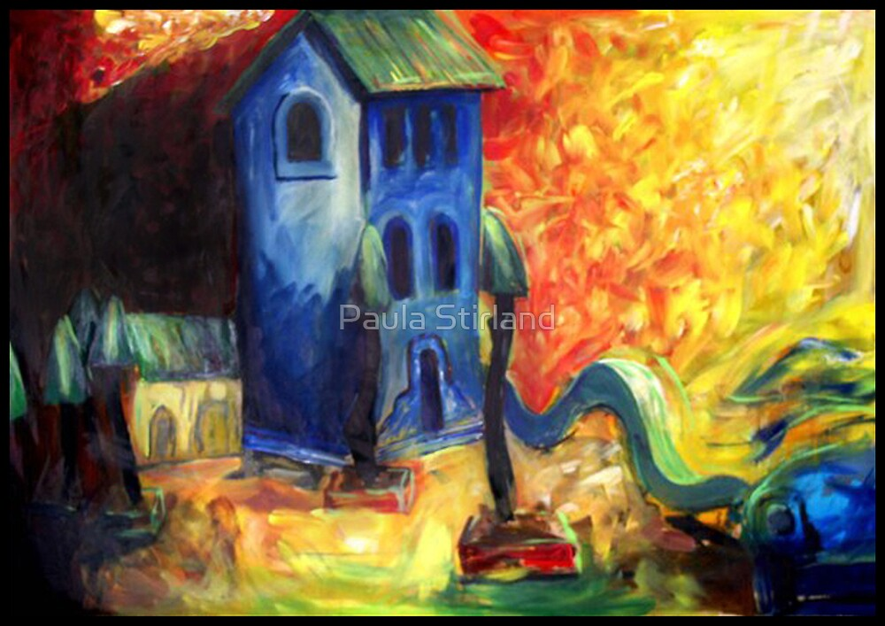 Expressionism by Paula Stirland