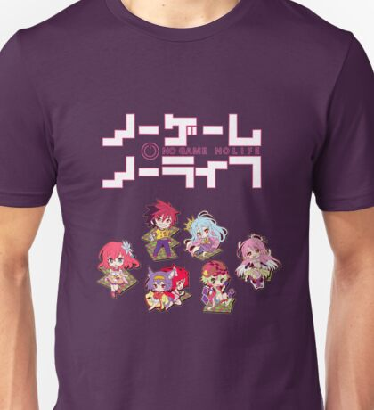 No game no life Unisex T-Shirt