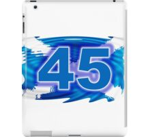 FREE SCOTLAND 45  iPad Case/Skin