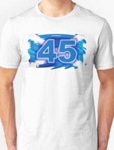 FREE SCOTLAND 45  Unisex T-Shirt