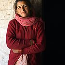 Bishnoi Teen Girl by Anthony Begovic