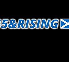 45 & RISING FREE SCOTLAND by Sookiesooker