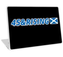 45 & RISING FREE SCOTLAND Laptop Skin