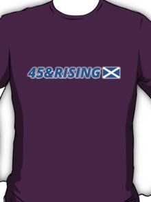 45 & RISING FREE SCOTLAND T-Shirt
