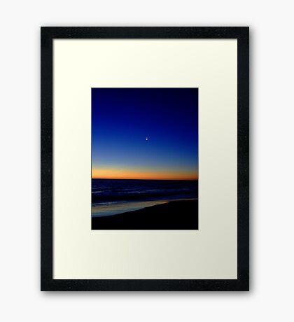 From Dusk Framed Print