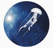 Galaxy Jellyfish Kids Clothes
