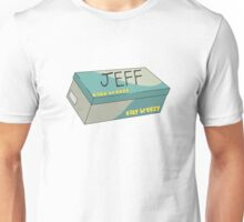 Jeff the Ghost Unisex T-Shirt