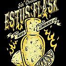 Estus Flask Hard Lemonade by Brandon Wilhelm