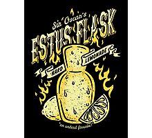 Estus Flask Hard Lemonade Photographic Print
