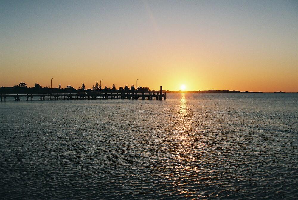 Rockingham sunset 2 by dodgsun