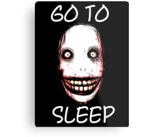 Jeff the Killer Metal Print