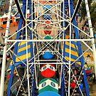 Ferris Wheel by Steven Zan