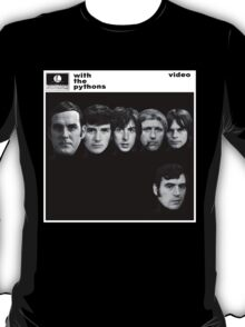 With the Pythons - Beatles Tribute T-Shirt